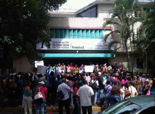 protesta insalud