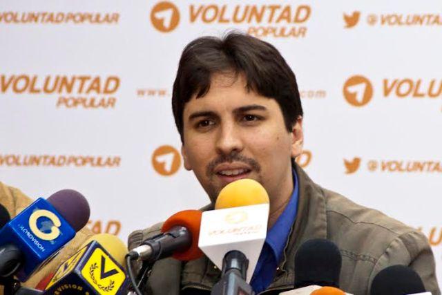 Foto Prensa Voluntad Popular