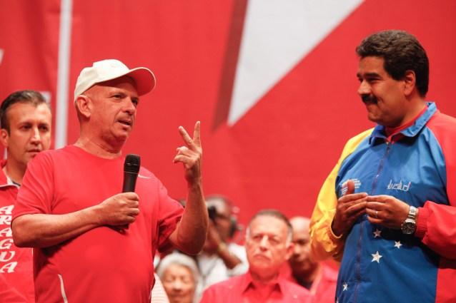VENEZUELA-US-POLITICS-MADURO-CARVAJAL