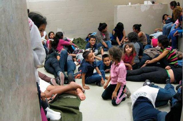 Deportan a niños en EEUU