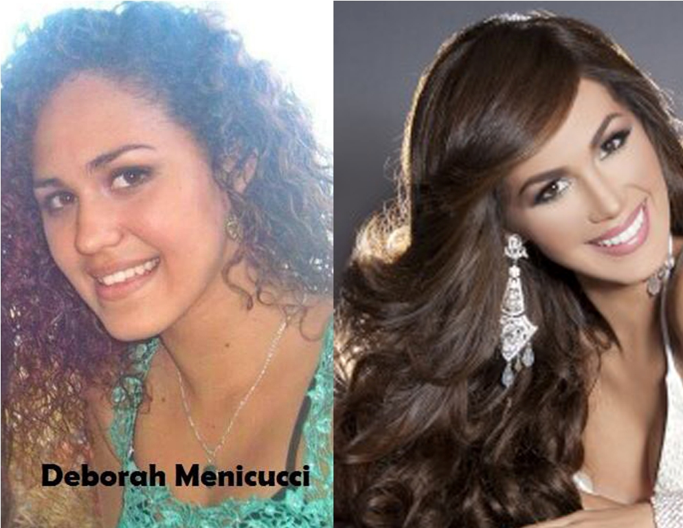 OMG! La foto que la nueva Miss Venezuela Mundo no quiere que veas