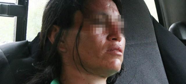Yoliberth Pereira confesó luego de decapitar y desmembrar a su hija de un año y tres meses (Fotos: El Informador)
