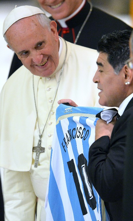 FOTO VINCENZO PINTO / AFP
