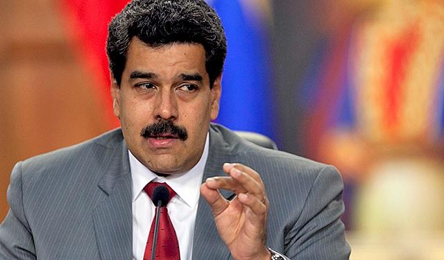 El 57% califica negativamente a Nicolás Maduro / Foto AP