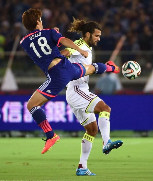 Foto  AFP PHOTO / KAZUHIRO NOGI