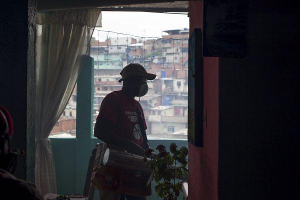 VENEZUELA SE VUELCA EN LUCHA CONTRA EL DENGUE Y EL CHIKUNGUÑA
