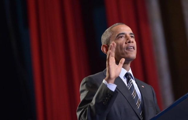 Foto: El Presidente Barack Obama / AFP