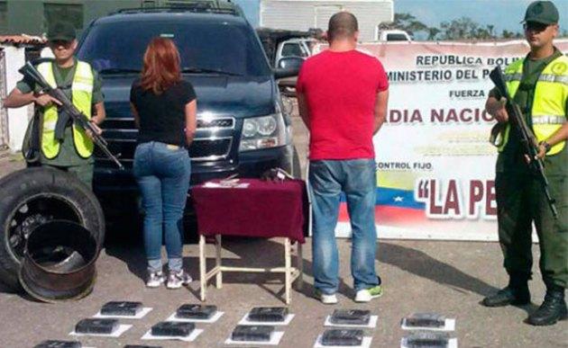 Foto: J. Valdivieso y su pareja / runrun.es