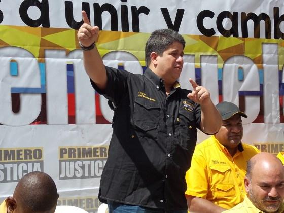 Foto: Concejal José Gregorio Correa