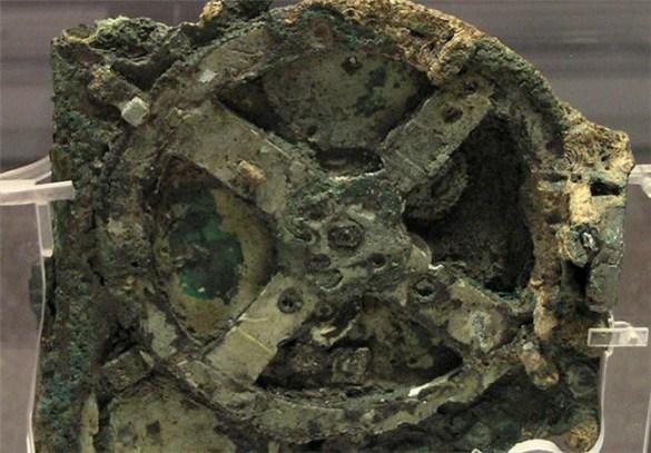 Foto: Mecanismo de 205 a,c. / xataka.com