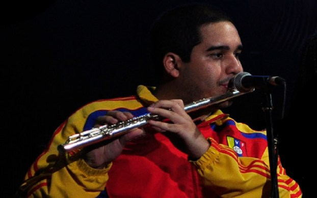 Nicolas flautista