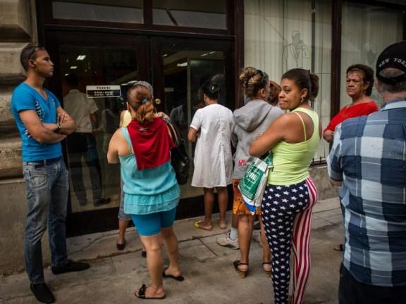 CUBA-SOCIETY-DAILY LIFE