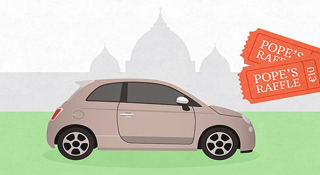 carro del Papa