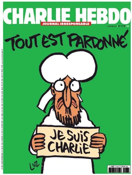 Portada de Charlie Hebdo después de los ataques a su sede en Fancia / EFE