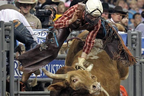 50643fde7 Los voceros del famoso mundialmente rodeo y la feria ganadera de Houston ( Houston Livestock Show and Rodeo)