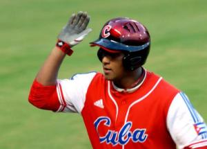 TAIPEI DE CHINA- PELOTEROS CUBANOS EN LA COPA INTERCONTINENTAL