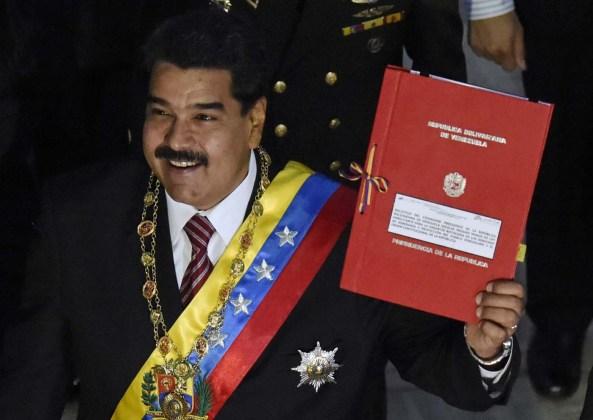 (Foto AFP /JUAN BARRETO)