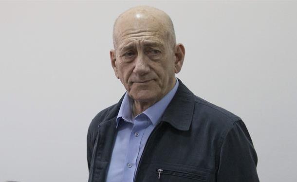 Foto: El ex primer ministro israelí Ehud Olmert / EFE