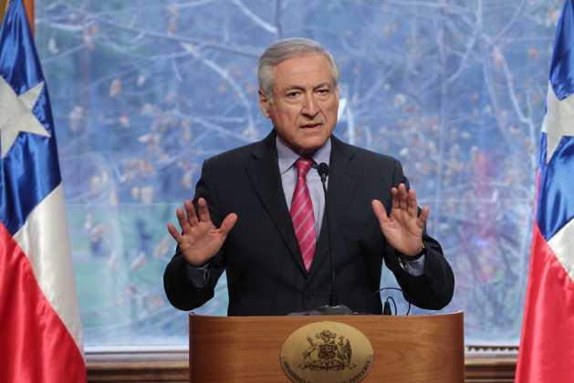 Ministro de Relaciones Exteriores de Chile, Heraldo Muñoz