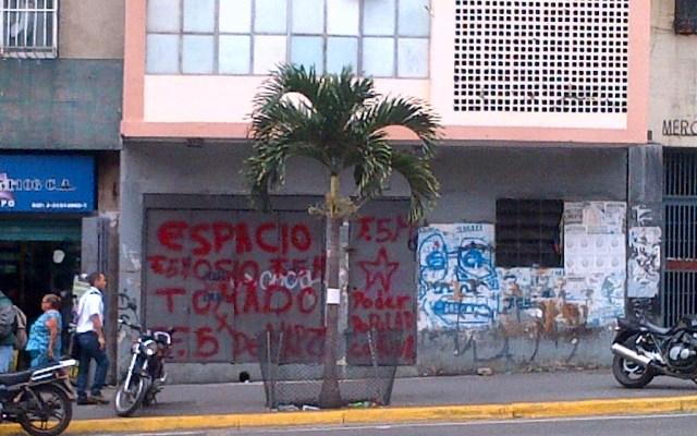 Foto Frente en Defensa del Norte de Caracas