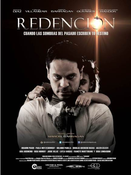Poster oficial REDENCIÓN