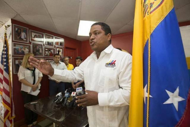 El activista venezolano José Antonio Colina /Foto Nuevo Herald