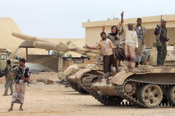 Foto: Conflicto en Yemen / AFP