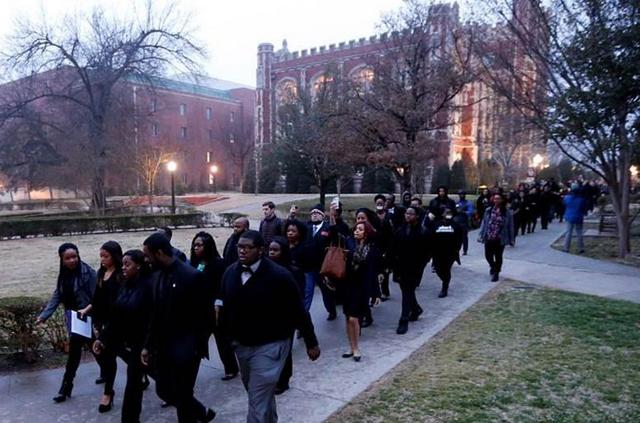 oklahoma Universidad