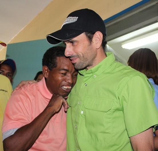 Foto: Henrique Capriles / Nota de prensa