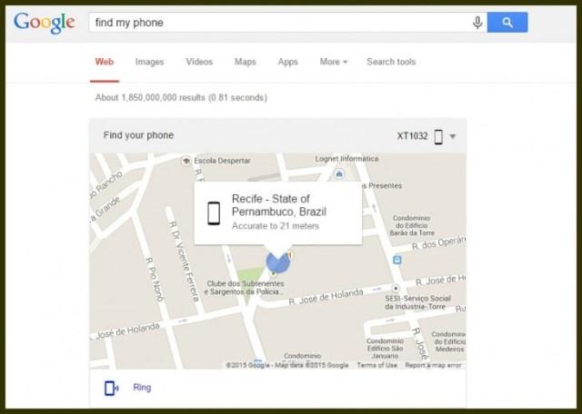 Foto: Find my phone / wwwhatsnew.com