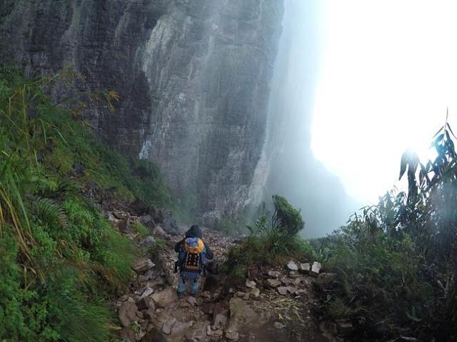 Llegué buscando una aventura, lo que definitivamente encontré / Foto W. Hatton