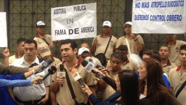 La compañía está envasando cerca de 1,1 millones de kilos mensuales de café, de una capacidad instalada de 2,1 millones, dijo Gary Becerra, secretario del sindicato de planta La Yaguara