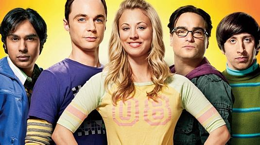 """""""The Big Bang Theory"""""""