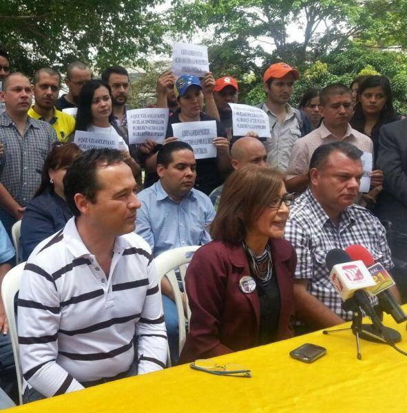 Foto: La madre de Daniel Ceballos, Nancy Morales de Ceballos  / Nota de prensa