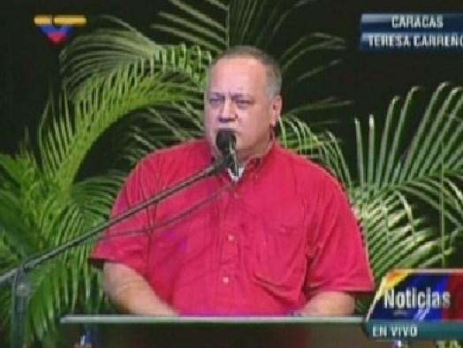 Foto: Diosdado Cabello / VTV