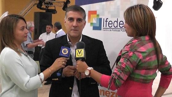 Foto: Diputado a la Asamblea Nacional, Pedro Pablo Fernández / Nota de prensa