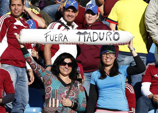 Protesta-Maduro