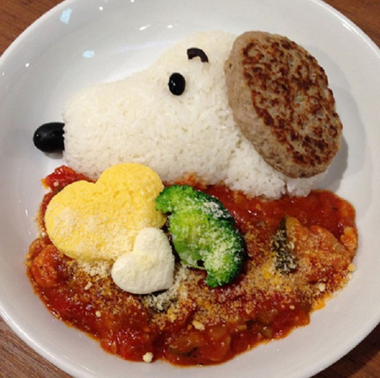 Snoopy Tower Cafe2