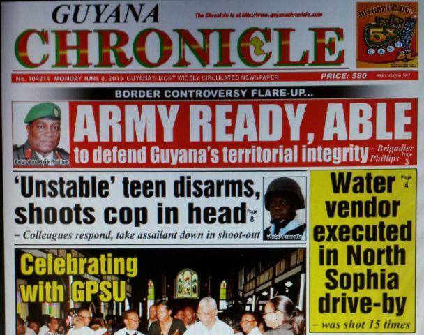 guyana-militar