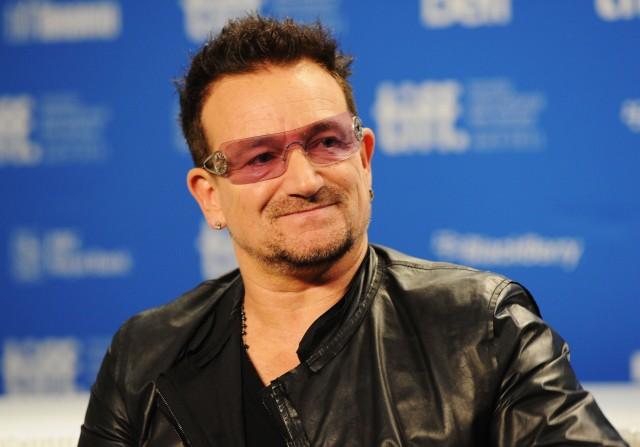 Bono Getty images - Bono de U2 compone tema a los trabajadores de salud que luchan contra el COVID-19 (VIDEO)