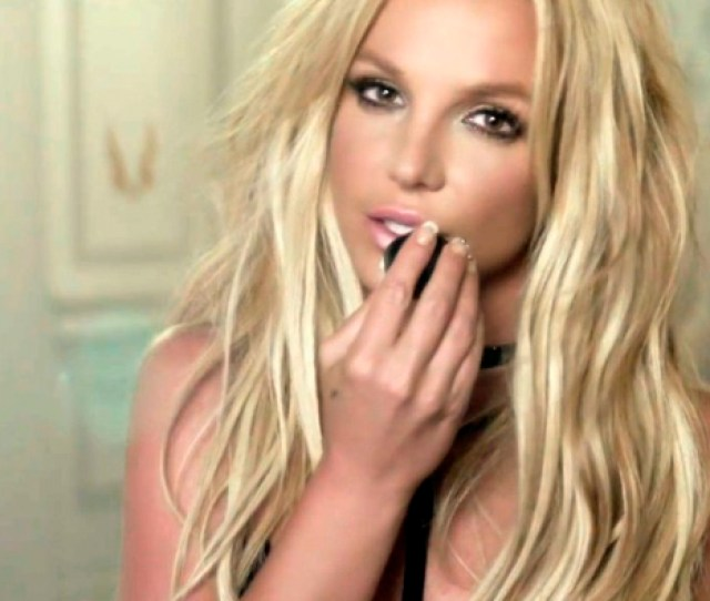Britney Spears Clumsy