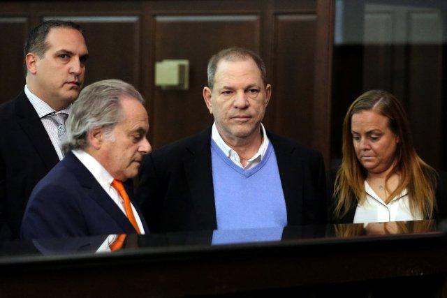 2018 05 25T150308Z 1756835477 RC1DCE2704D0 RTRMADP 3 PEOPLE HARVEY WEINSTEIN - Harvey Weinstein pagará 25 millones de dólares a las mujeres que lo acusaron