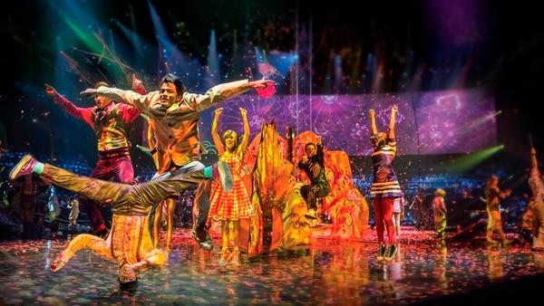 Cirque Du Soleil The Beatles 1 - Cirque du Soleil emerge de la quiebra tras su venta