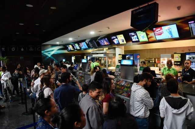 000 1FY6AY - Las películas de 20th Century Fox regresan a Venezuela luego de dos años de ausencia