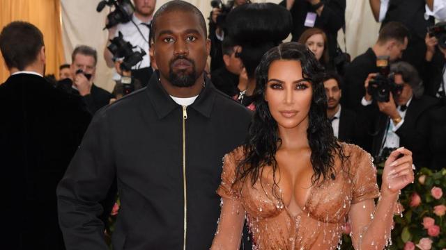 kim kardashian kanye - Discusiones y peleas: Kanye West y Kim Kardashian se separaron por culpa de la cuarentena