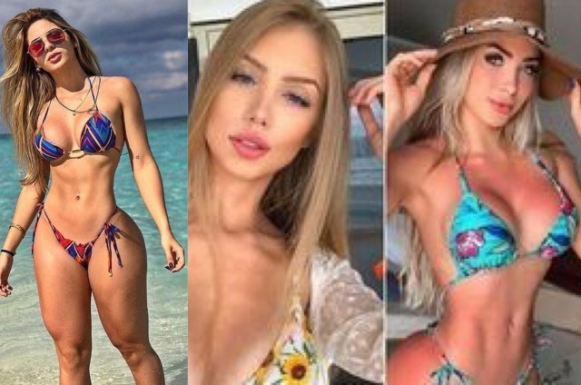 Las Fotos Hot De Najila Trindade La Mujer Que Denunció A Neymar Jr