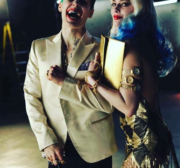 Screenshot 7 28 - Filtran imagen inédita de Joker y Harley Quinn en el rodaje de Suicide Squad