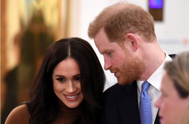 meghan y harry - En plena broma al príncipe Harry se sinceró sobre el Megxit, Trump y la familia real - #Noticias