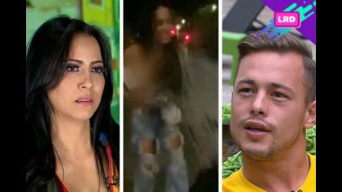 99CC6EF4 38DF 49E7 986C 10A14B32C25D - Futbolista dejó sin ropa a una modelo durante pelea afuera de un bar (+Video) - #Noticias