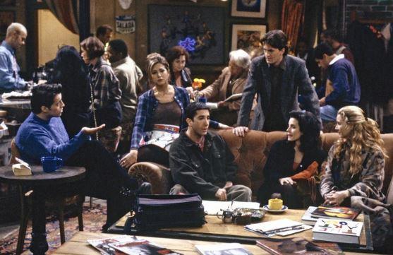 """FRIENDS 1 - El multimillonario negocio detrás del regreso de """"Friends"""" - #Noticias"""